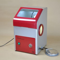 tandheelkundige laboratorium Recyclable Zandstraler Machine Lab apparatuur Dust Free AX-P3