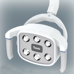 Saab Dental LED Oraal lichtOperating Inductie lamp voor Dental Eenheid Chair KY-P113