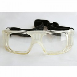 Sport Leaded Radiation Protection Glasses 0, 5 mmpb